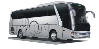 45 Bus Seater Car Hire